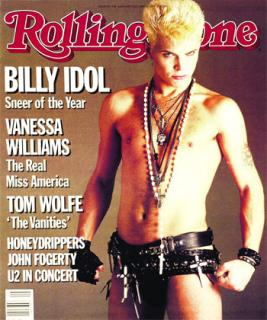 Will Rock 4 Food '80s Night - The Song List