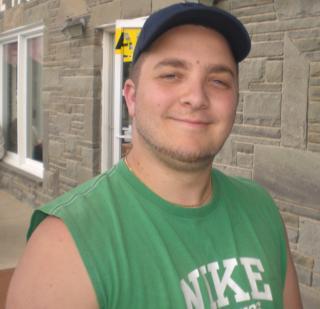 Christian Orrico at MyYouChoose.com