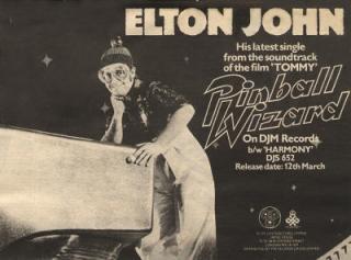 "The Who Vs. Elton John: ""Pinball Wizard"""